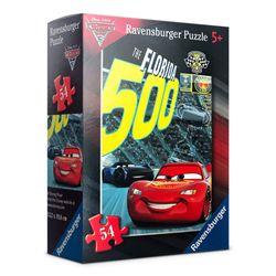 54pcs 디즈니 카3 플로리다500 퍼즐(09492 5)