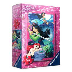 54pcs 디즈니 프린세스 시리즈2 퍼즐(09492 8)