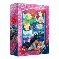 54pcs 디즈니 프린세스 시리즈3 퍼즐(09492 9)