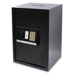 내마우스 디지털충격감지 안전금고50D(지폐투입구)