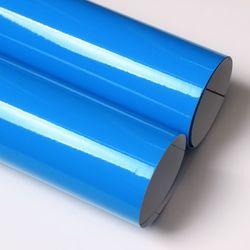 유광 칼라시트지 -외부.내부.광고용(3504)MediumBlue