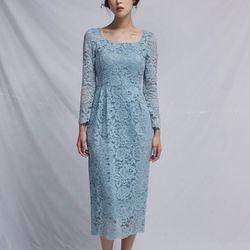 [CLAIR DE LUNE] TIFFANY DRESS MINT