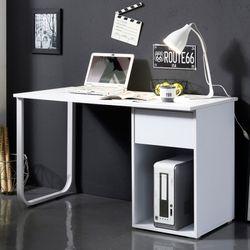 첼리 1200 철제다리형 컴퓨터 책상 세트