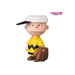 1711007 PEANUTS SERIES6 BASEBALL CHARIE BROWN