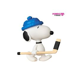 1711003 PEANUTS SERIES6 HOCKEY PLAYER SNOOPY