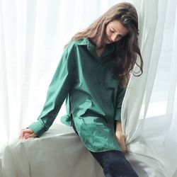 마스큘린 셔츠2colors