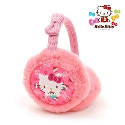 헬로키티 딸기케이크 마이리본 아동 귀마개FEQHK10001
