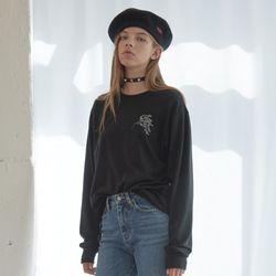 Venus Embroidery Sweat Shirt