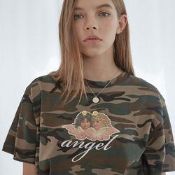 Camo Angel T-Shirt