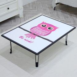 샘 접이식 액자테이블 S 핑크부엉