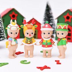소니엔젤 미니피규어 Christmas Series 2017 (랜덤)