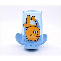 카카오프렌즈 라이언 칫솔홀더 컵걸이 양치컵