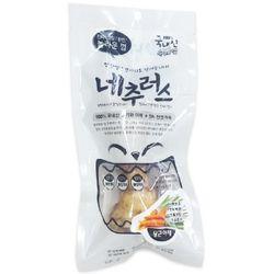 내추러스 츄본 1p[당근야채] 100g