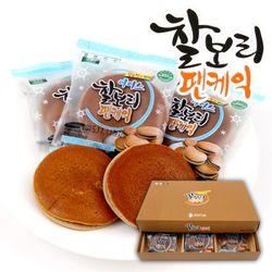찰보리 아이스 팬케익 선물세트 18개입  박스포장