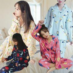 [무료배송] 사계절 패턴잠옷 파자마 4종
