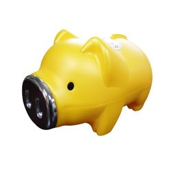 돼지 저금통 노란색(자이언트)