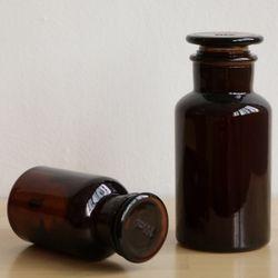 브라운 시약병(L)(화병)