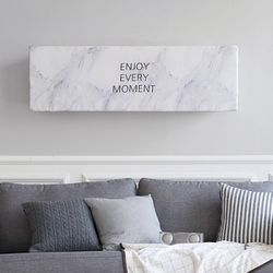 에어컨커버 스판 벽걸이 마블 M(89cm)