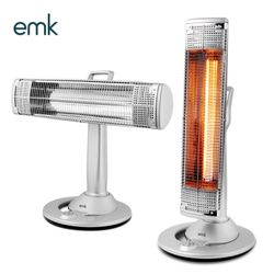 emk 원적외선 앵글프리 카본히터 ECH-K90S전기난로