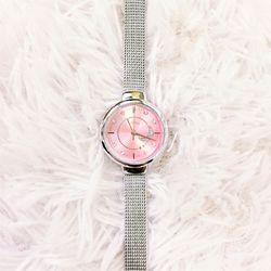 [트리케이스 증정] [디자인시계] 라템 달빛 메쉬 시계 (5 COLORS)