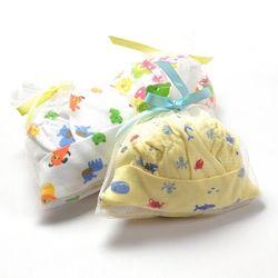 모자n손발싸개 3종2세트 선물주머니 500032