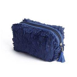uniqe fur pouch-3color