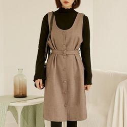 [로코식스] dilli on sleeveless dress원피스