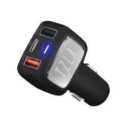 알카트로즈 퀵차지3.0 차량용 충전기 3포트 QCC3300