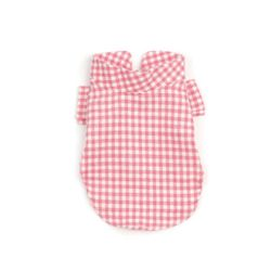 Vanilla Check Shirt Pink