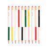 write on pencil set - colorblock