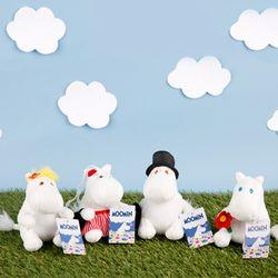[1+1] Moomin family 마스코트 (4종 택1)