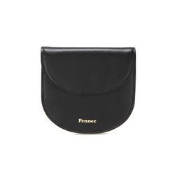 Fennec Halfmoon Wallet 001 Black