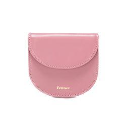 Fennec Halfmoon Wallet 003 Rose Pink