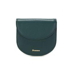 Fennec Halfmoon Wallet 004 Moss Green