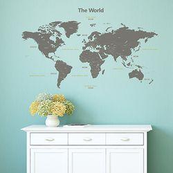 The World(G) - 모던 월드맵(G)