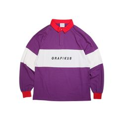 CLASSIC LOGO RUGBY PURPLE