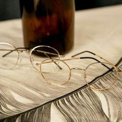 [로코식스] coles round frame glasses안경테