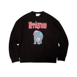DUMBO SWEAT SHIRTS BLACK