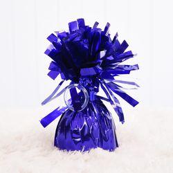 은박 헬륨풍선 무게추 [블루]