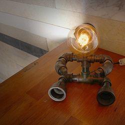 L701 파이프 로봇조명