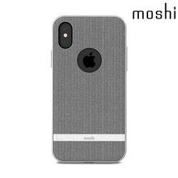 모쉬 아이폰X 베스타 패브릭 하드케이스그레이