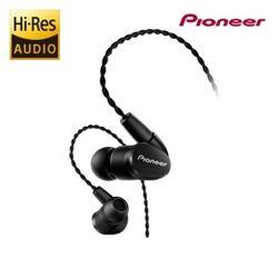 파이오니아 고음질 Hi-Res 이어폰 SE-CH5T-K (블랙)
