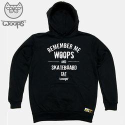 [DOLDOL] WOOPS HOODY 01 웁스 후드티-XXL