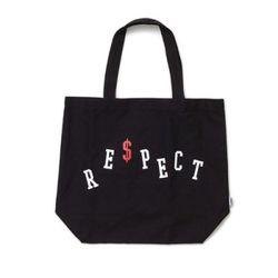 RESPECT M.BAG - BLACK