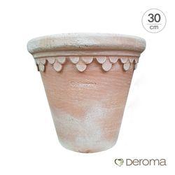 데로마 테라코타 토분 인테리어화분 바소 로얄(30cm)