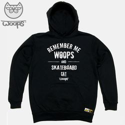 [DOLDOL] WOOPS HOODY 01 웁스 기모 후드티-XXL