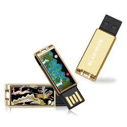 아리랑 로트자개 USB 술고리 SET 64GB
