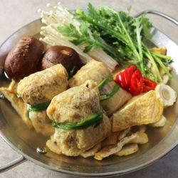 부산맛집 깡통골목할매 유부전골 모듬미니(6인분)