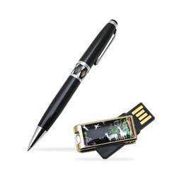 아리랑 로트자개 USB + 자개볼펜 SET  16GB