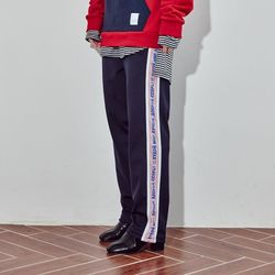 [기모] Crump represent track pants (CP0011-2)